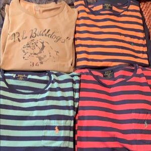Ralph Lauren tee shirts